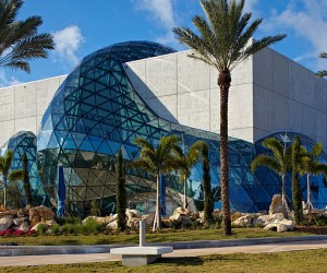 The largest collection of Salvador Dalí�s artwork outside of his native Spain was unv...