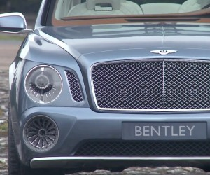Take another look at the SUV offering from Bentley in the form of the EXP 9 F concept...