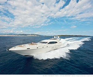 The De Birs 100 Sports Yacht is truly a unique yacht of its kind. The Naval Architect...