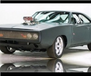 The Dodge Charger from the Vin Diesel film, 'The Fast and the Furious' is up for sale...