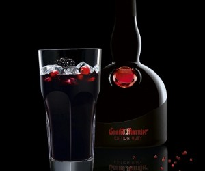 To celebrate its 130th birthday, Grand Marnier has been released in a black, limited