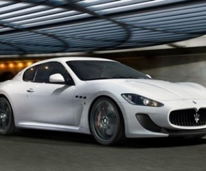 Following the news that Maserati was producing a GranTurismo MC Stradale, the automak...