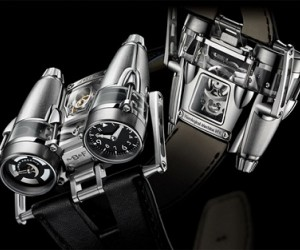 MB&F was recognised at this year's Grand Prix d'Horlogerie of Geneva where its HM4 Th...